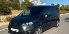 FORD TRANSIT CONNECT 1.5 TDCI 120CV FG AUTO