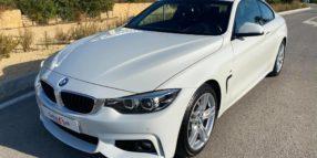 BMW 420d 190CV COUPE M SPORT AUTO