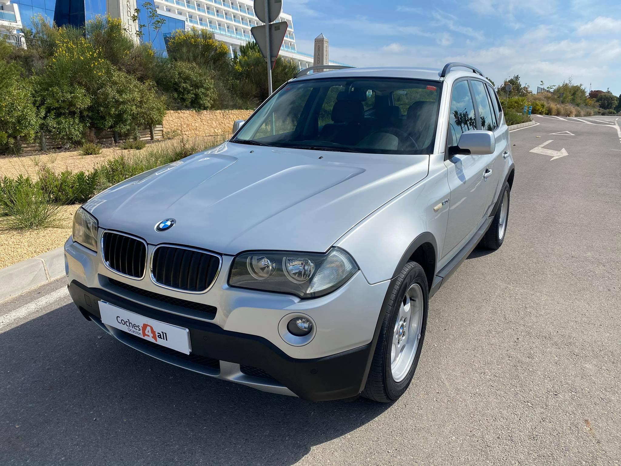BMW X3 2.0d 177CV AUTO