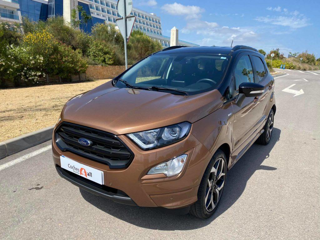 Ford Ecosport STLine 1.0 Ecoboost 125CV
