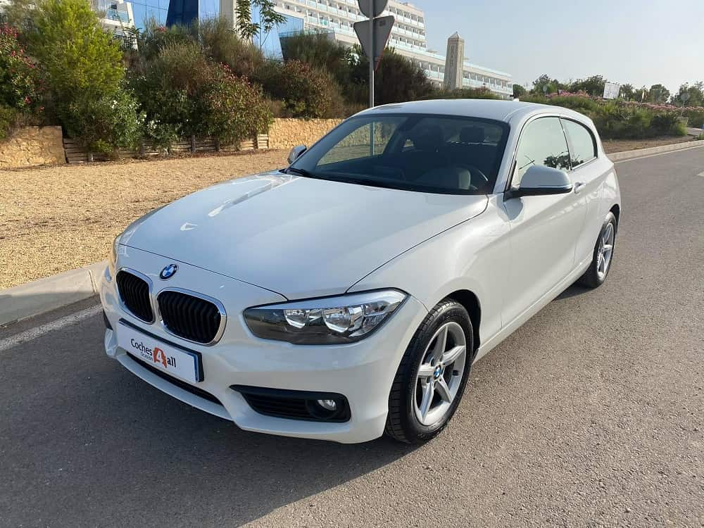 BMW 114D 95HP 3D